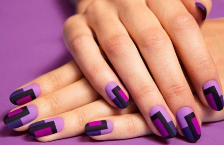 Как Наносить Лак На Ногти Фото