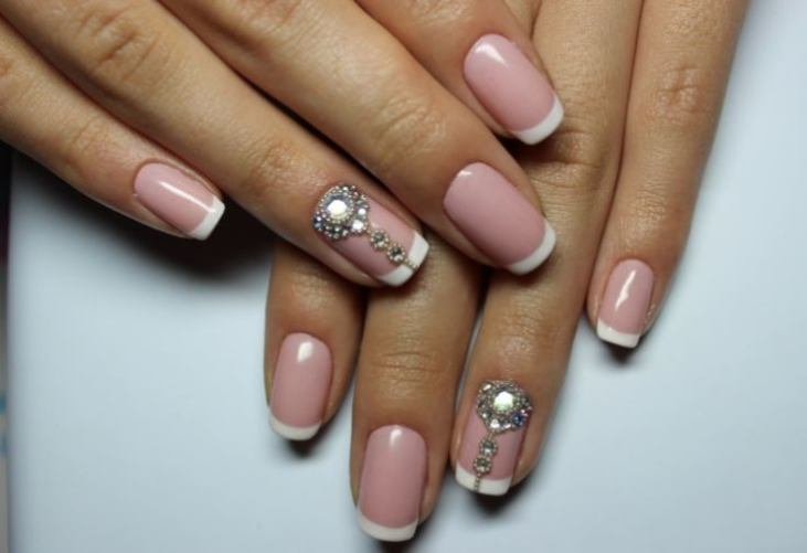 Ногти нарощенные фото: 100 фото, дизайн нарощенные ногти 17
