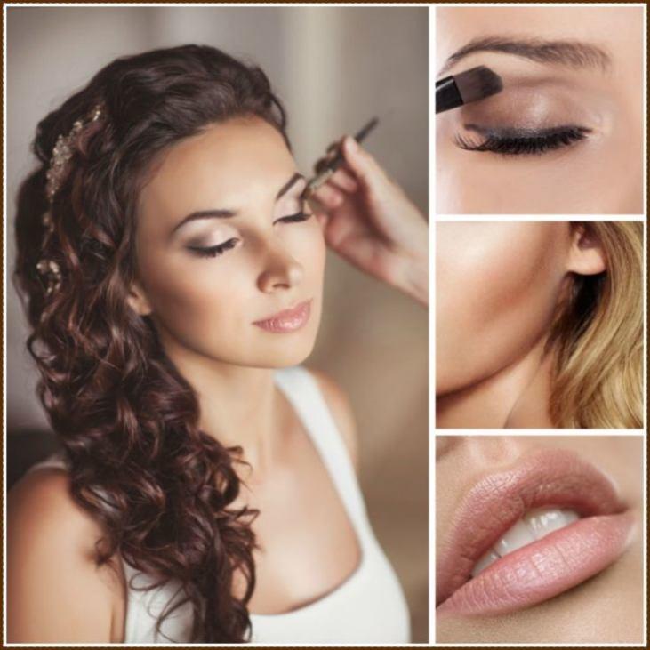 Как научиться делать нежный макияж