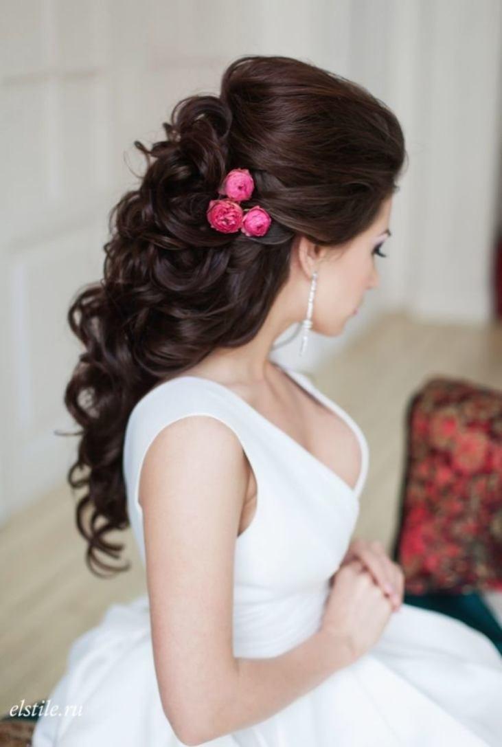 Основные свадебные прически
