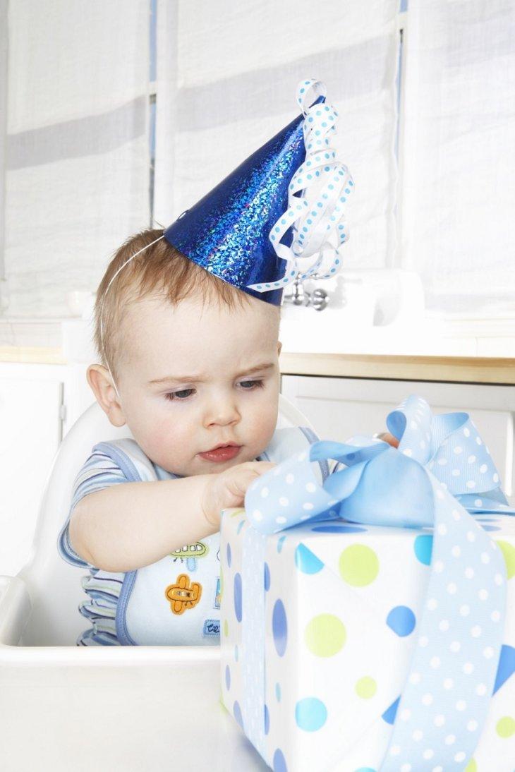 Подарок на день рождения 1 годик 10