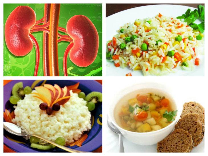 диетическое питание стол 4