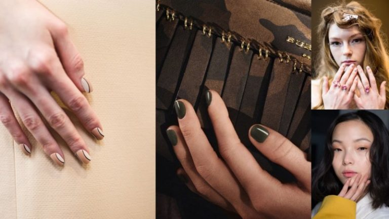 25 best ideas about New nail trends on Pinterest  Pretty
