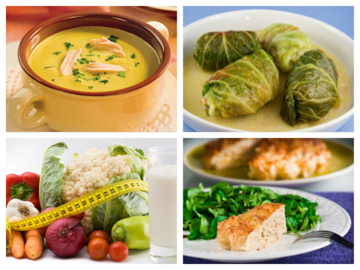 Безмолочные блюда при диете