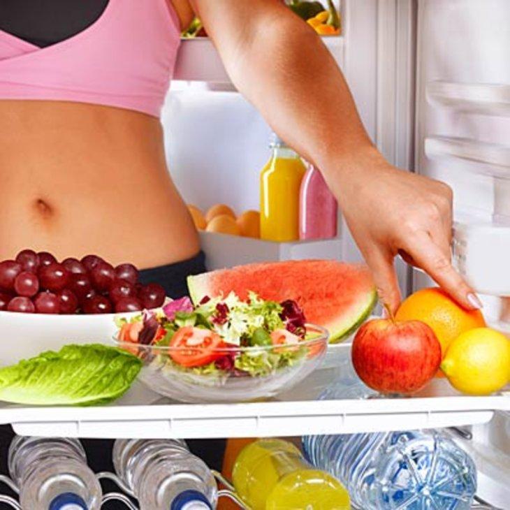 как питаться чтобы похудели руки