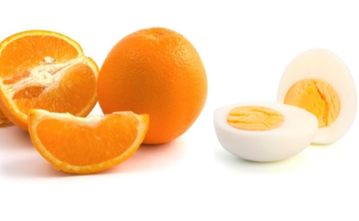 Яично апельсиновая диета