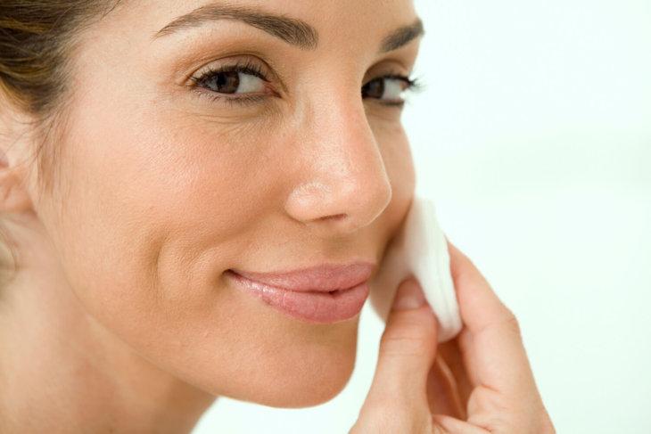 Жирный блеск на лице в домашних условиях быстро 764