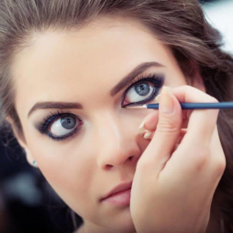 Как сделать макияж для круглых глаз