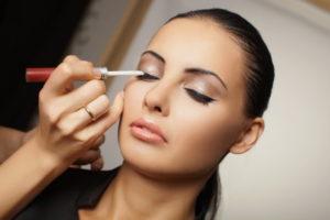 Вызывающий макияж фото
