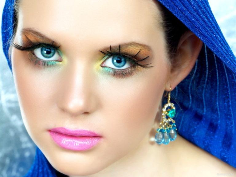 Как сделать вечерний макияж на глазах 26