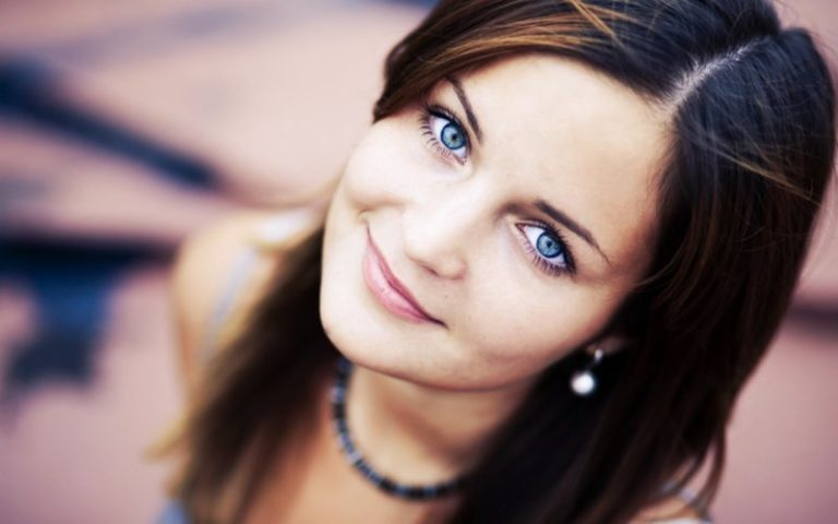 photo of girls face № 15060