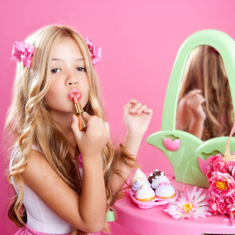 Что нужно для красоты девочек