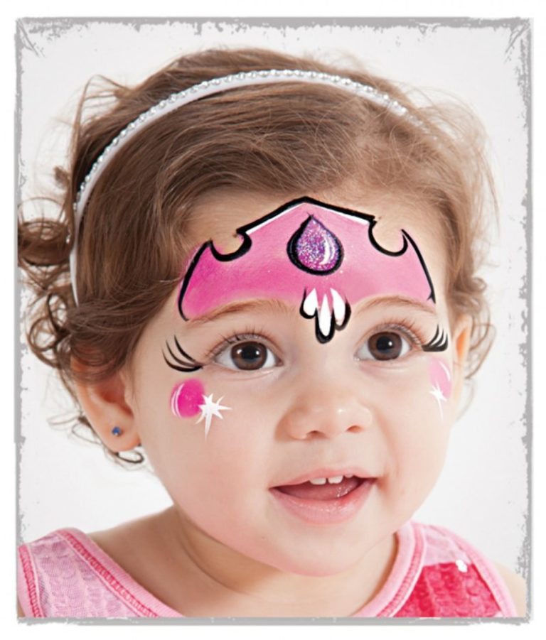 easy face painting ideas - 429×504