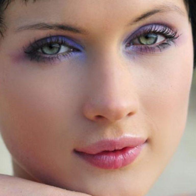 Глаза большие какие подойдут макияжи