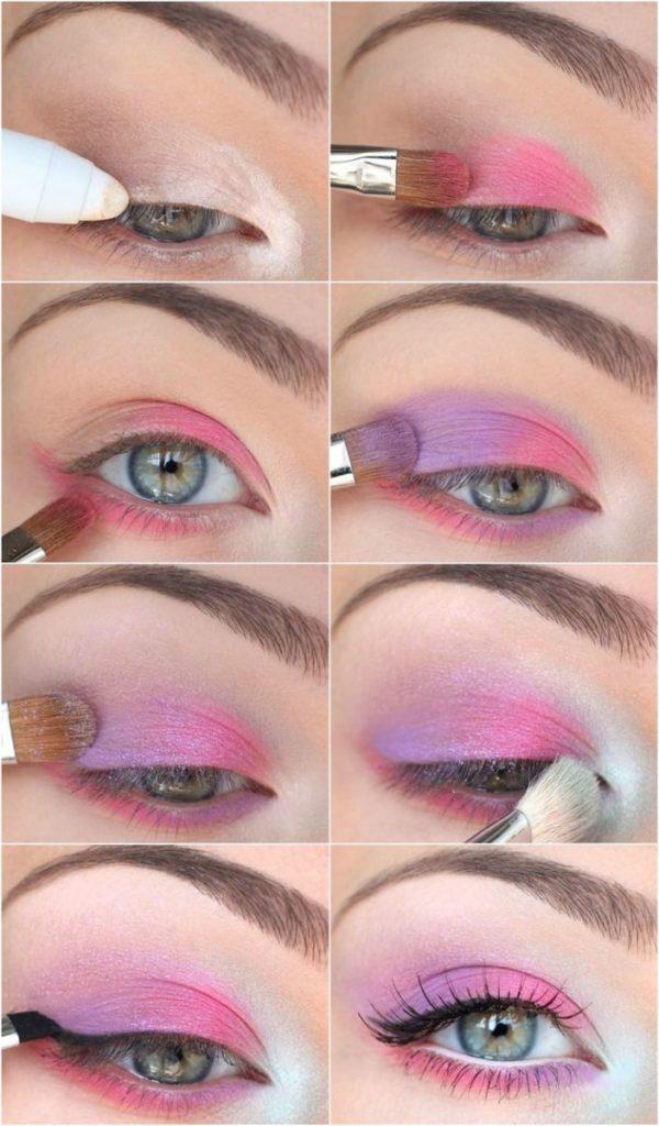Как правильно и красиво делать макияж фото