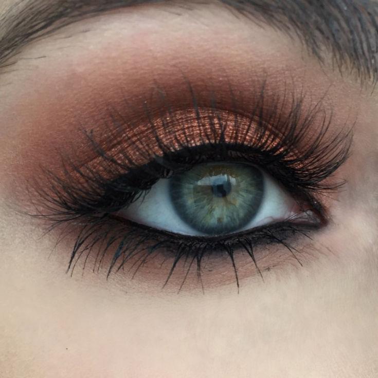 Картинки серо коричневые глаза