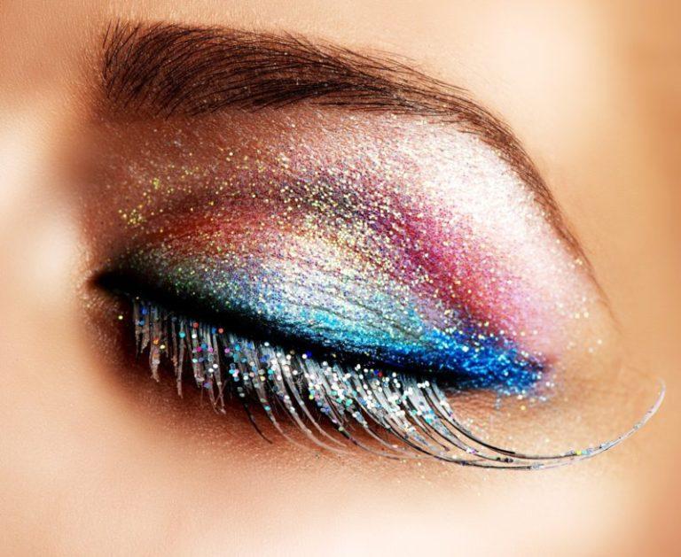 Smokie eye makeup