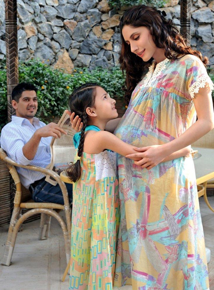 Модная одежда для беременных - фото вещей для будущих мам
