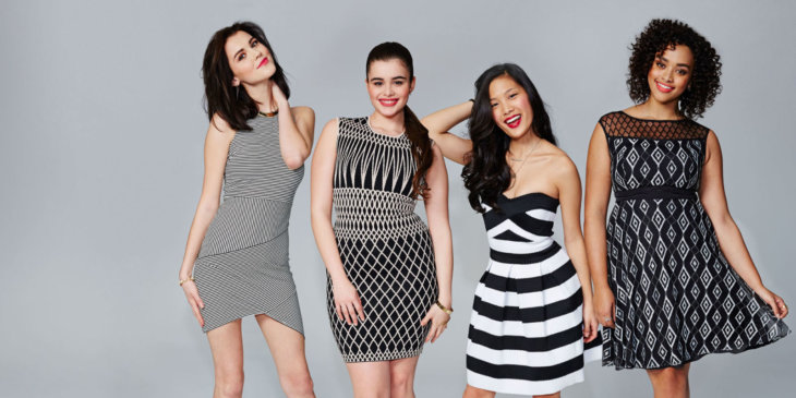 Какие платья в моде 2017 для подростков