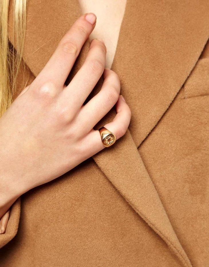 кольцо для мизинца фото фанаты