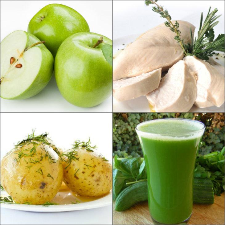 Огуречная диета и её результаты