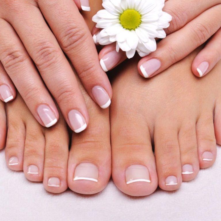 Фото рук с красивыми ногтями