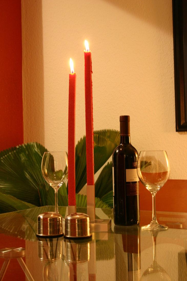 Как устроить романтический вечер мужу? Интересные идеи