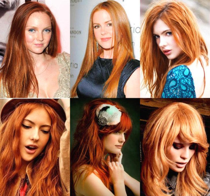 Как из рыжих волос сделать русые волосы