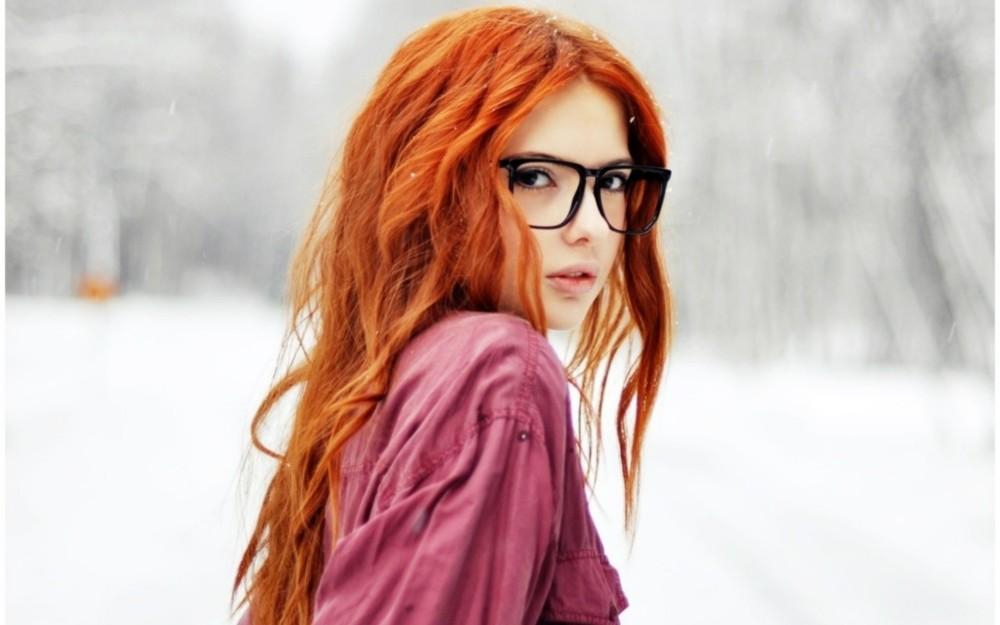 фото рыжие цвета волос