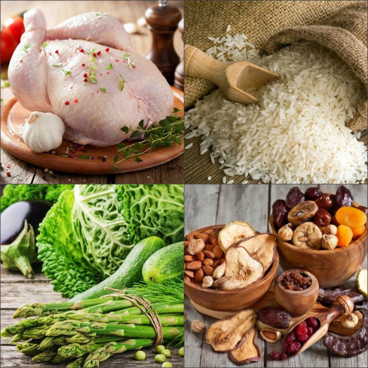Противоалергенная диета кормящих мам газообразующие продукты
