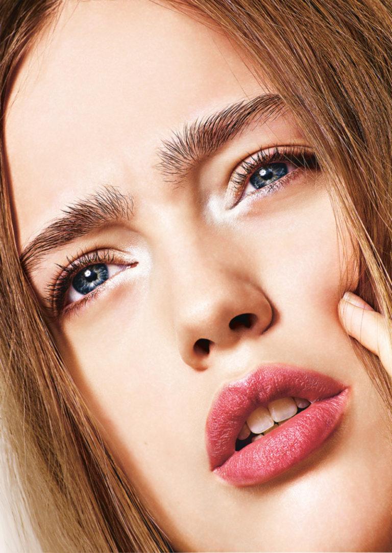 Быстрый и модный макияж