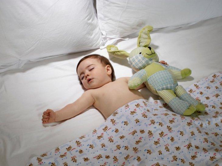 Как сделать так чтобы ребенок спокойнее спал 374