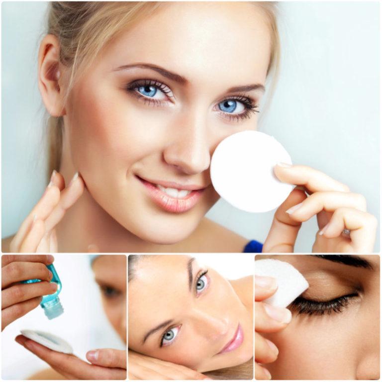 Диски для удаления макияжа