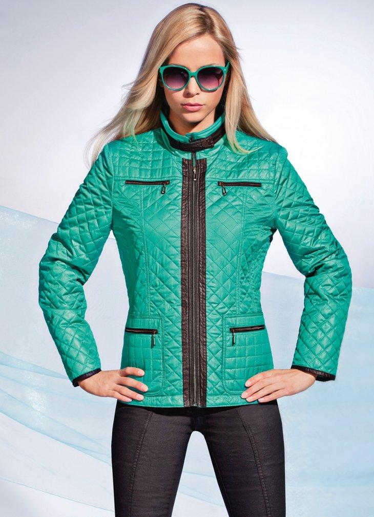 термобелье Женское куртки осень весна женские нас России