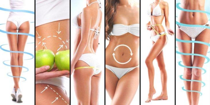 виды женских тел фото