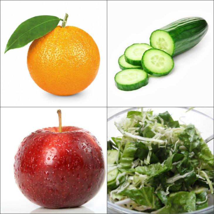 Огуречная диета сколько можно сбросить