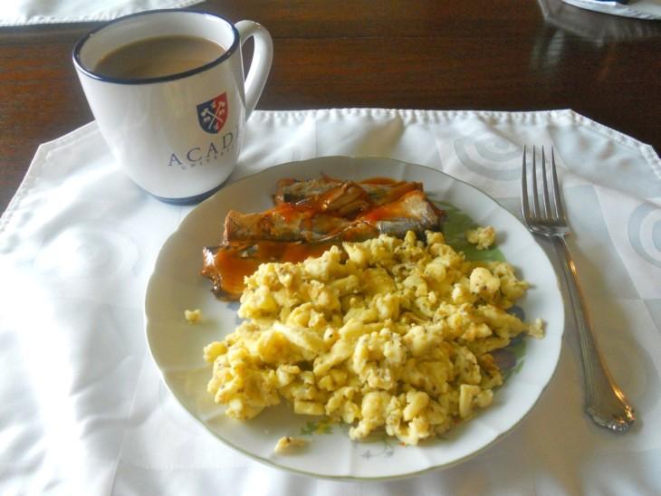 Завтраки для диеты дюкана