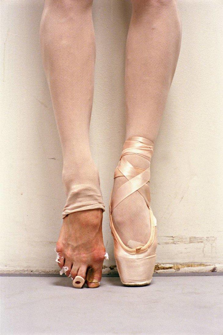 ноги балерин без пуант картинки ночам скуки