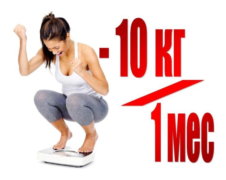 Как скинуть пять кг быстро