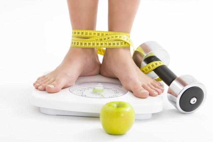 как похудеть на много килограмм