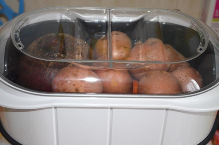 В пароварке - 76 рецептов приготовления пошагово