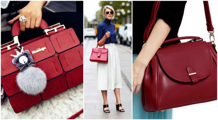 Самые модные сумки в 2018 году