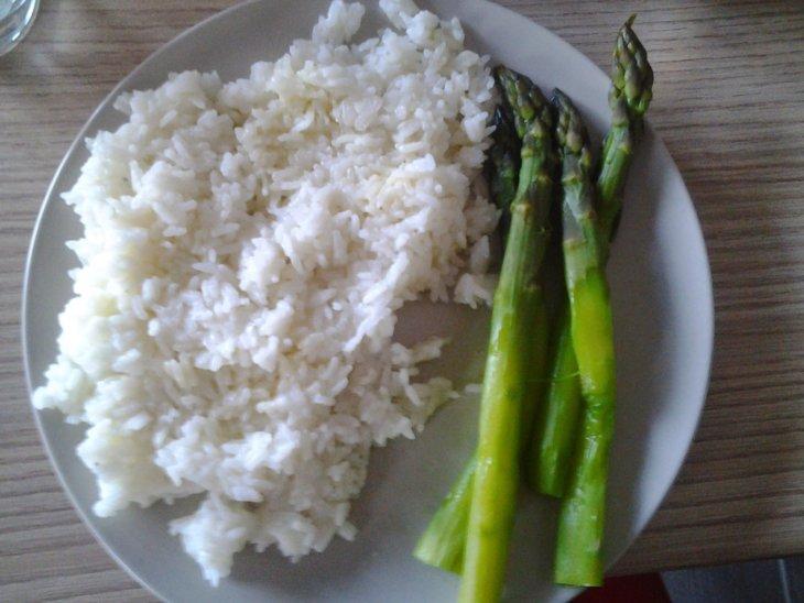 Рис для похудения результаты