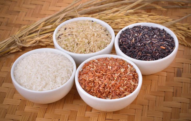 Все виды рисовых диет