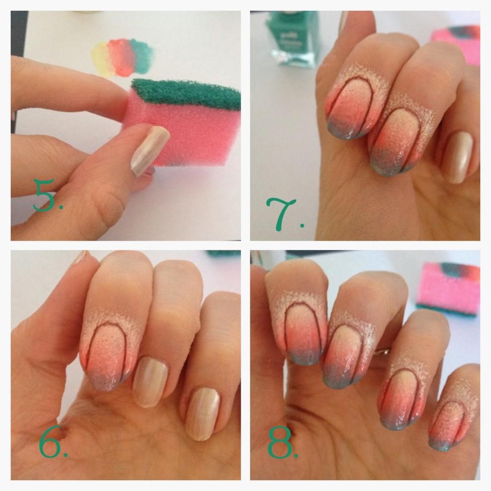 Мк по коррекции ногтей