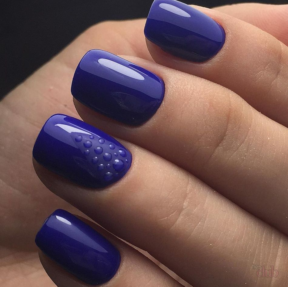 Лак для ногтей фото осень зима