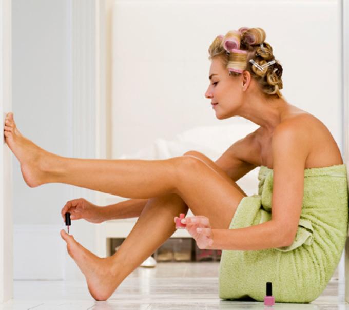 Как женщине привести себя в порядок в разных условиях