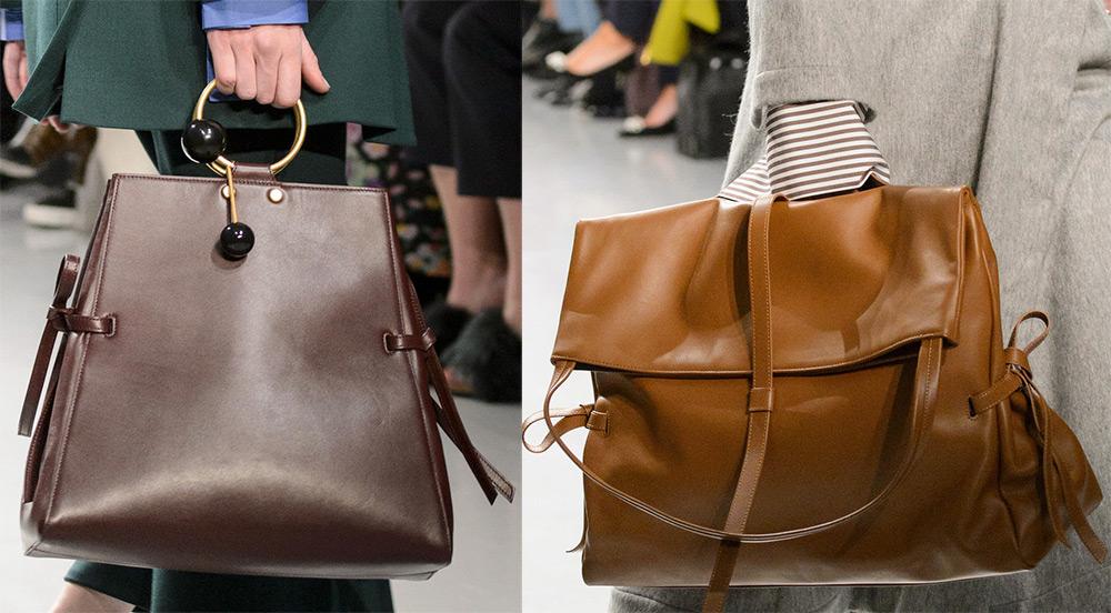 Модные женские портфели | 552x1000