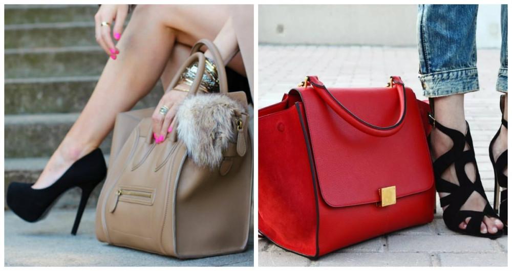 abaf839a5a6d Декорируют модные сумки по — разному: стразами, вставками из меха,  бахромой, камнями, ручками из металла, аппликациями. Все также не вышли из  тренда сумки ...