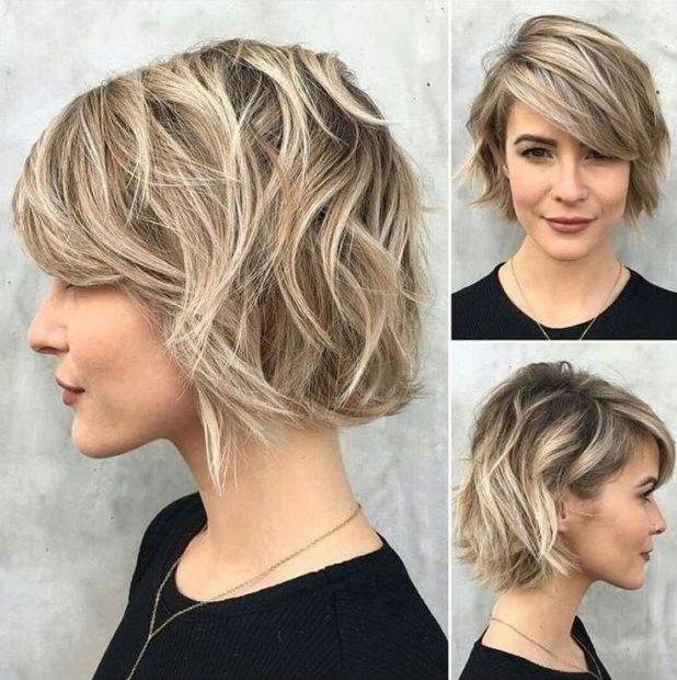 модные стрижки на короткие волосы для женщин